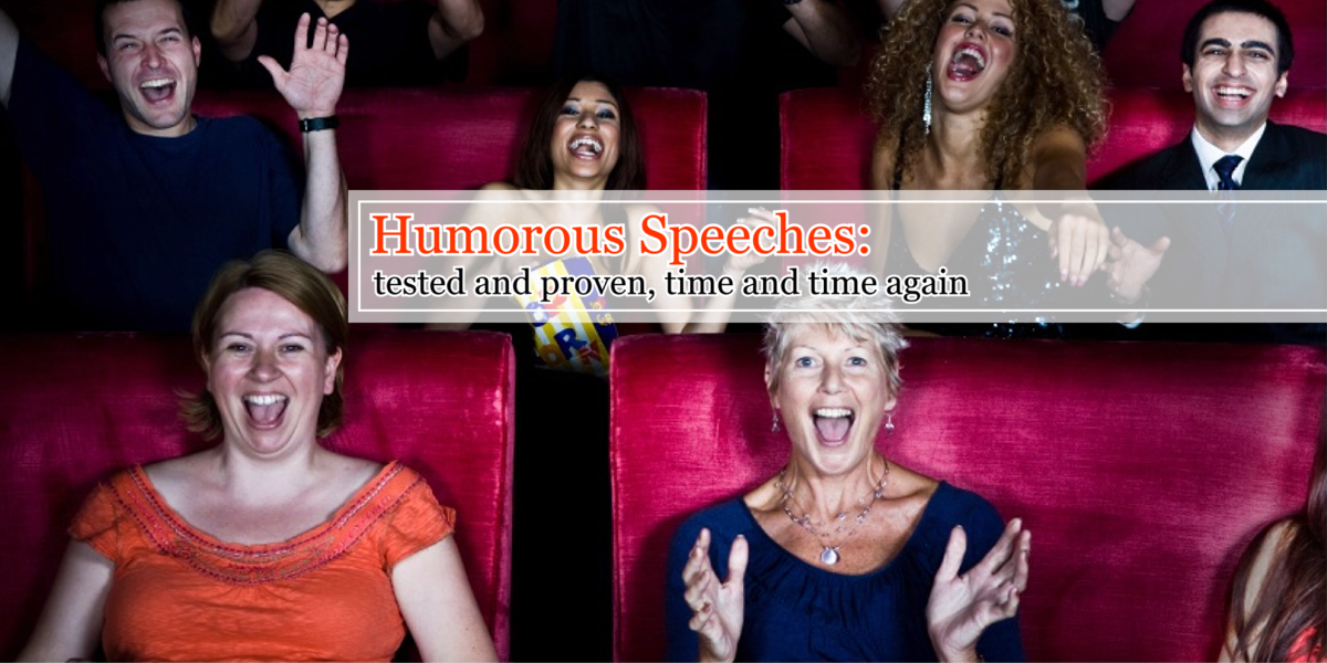 Humorous Speeches